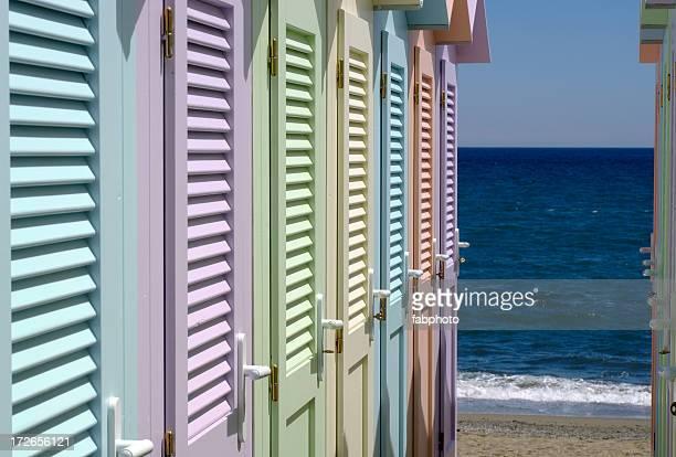 Spiaggia capanne II