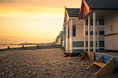 beach huts in southend on sea