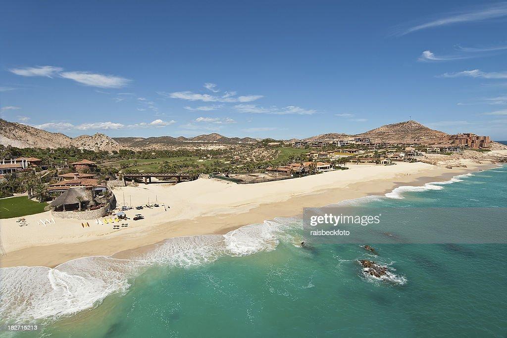 'Beach in Cabo San Lucas, Mexico'