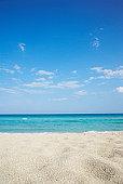 Beach in Miami, Florida