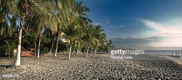 Beach in Santa Marta, Colombia