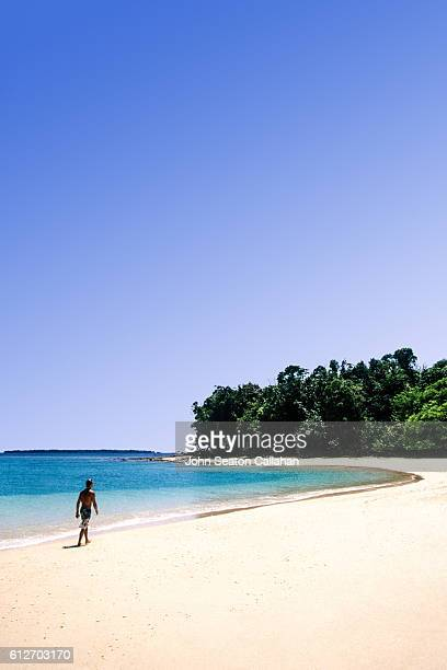 Beach in the Andaman Islands