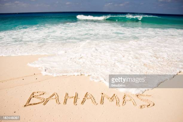 Beach in the Bahamas