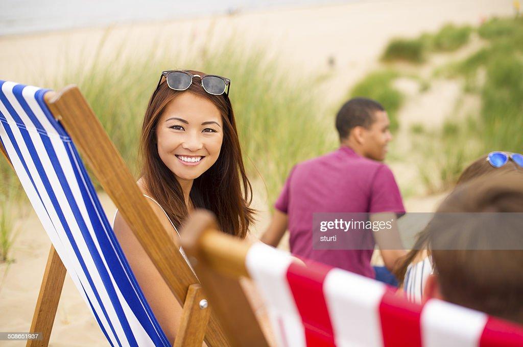 beach kids : Stock Photo
