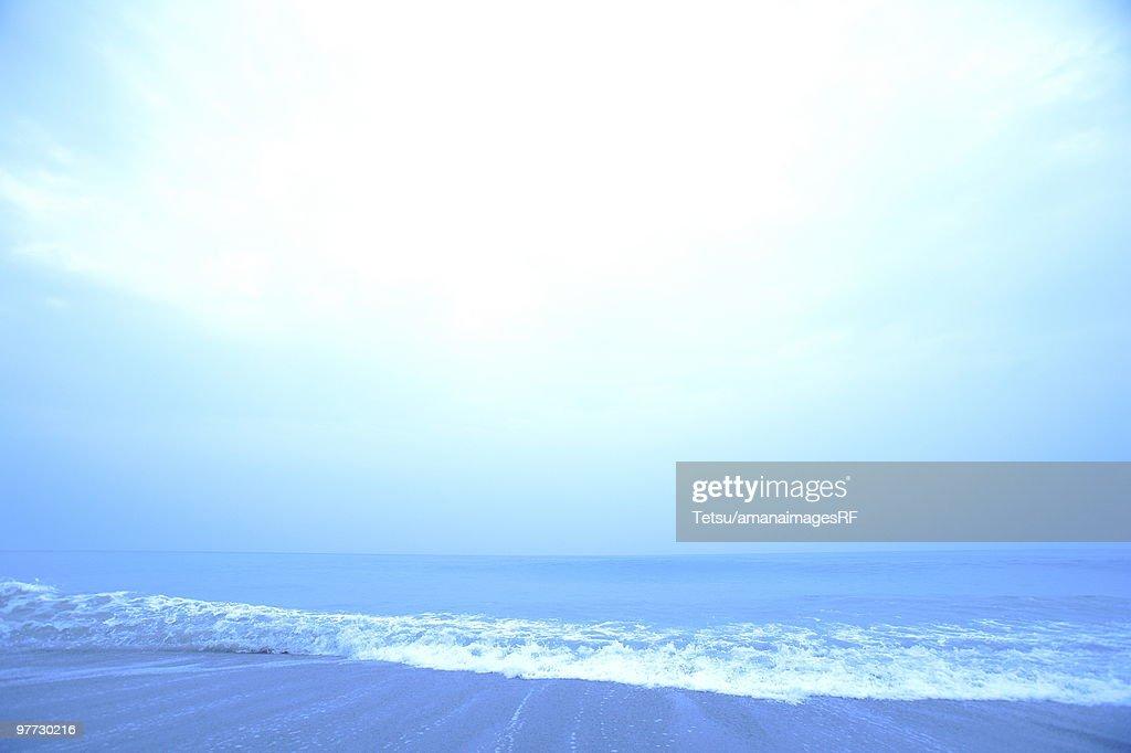 Beach, Kochi Prefecture, Shikoku, Japan
