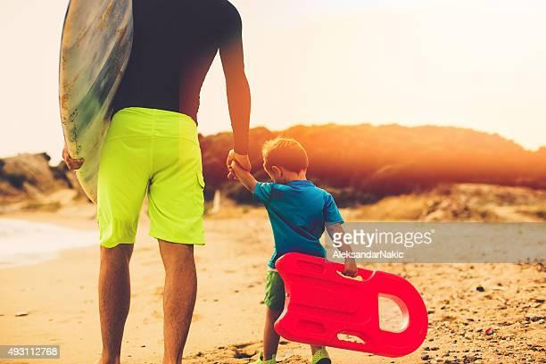 La vie de plage