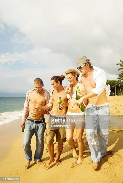 Mode de vie de plage