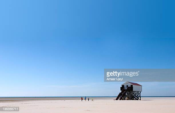 Beach, Northern Germany