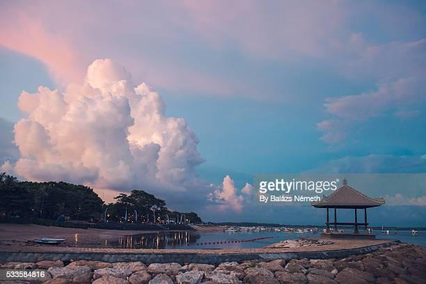 Beach of Nusa Dua