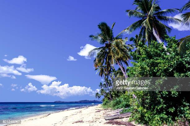Beach on Siargao Island