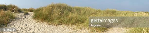 Sentiero in spiaggia
