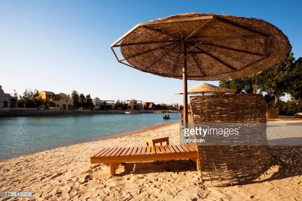 Beach resort, Ägypten
