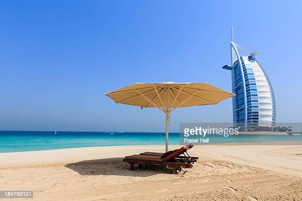 Beach scene, Dubai