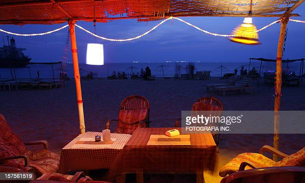 Beach Shack in Northern Goa