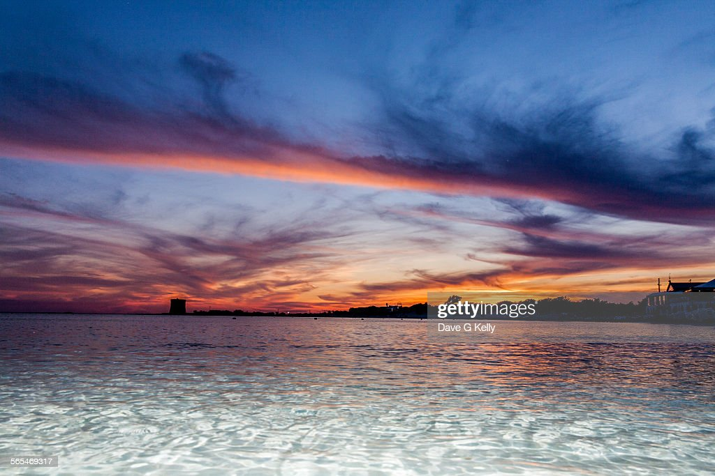 Beach Sunset, Porto Cesareo