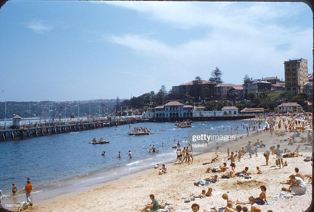 Beach view : Stock Photo