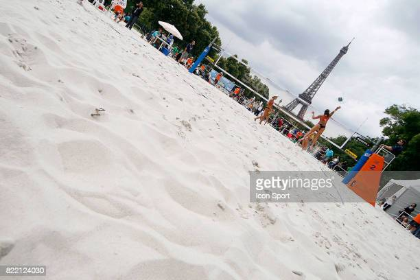 Beach Volley Henkel Grand Chelem World Tour 2008 Champs de Mars Paris