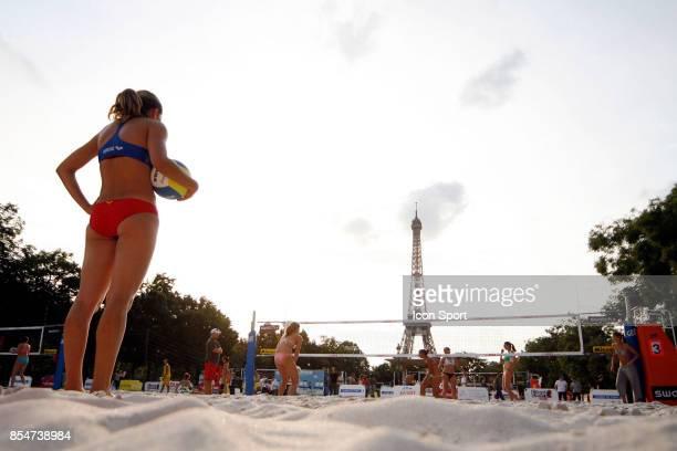 Beach Volley Henkel Grand Chelem World Tour 2007 Champs de Mars Paris