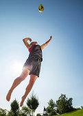 Beach volleyball player, 44 years, Schorndorf, Baden-Wurttemberg, Germany