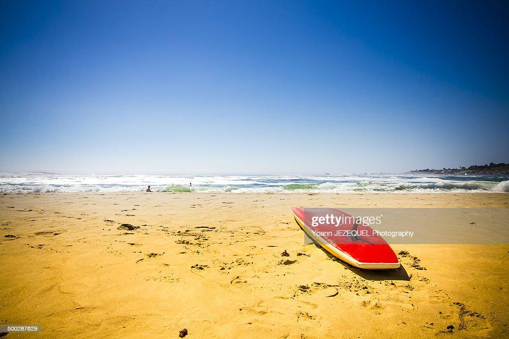 Beach with a surf : Photo