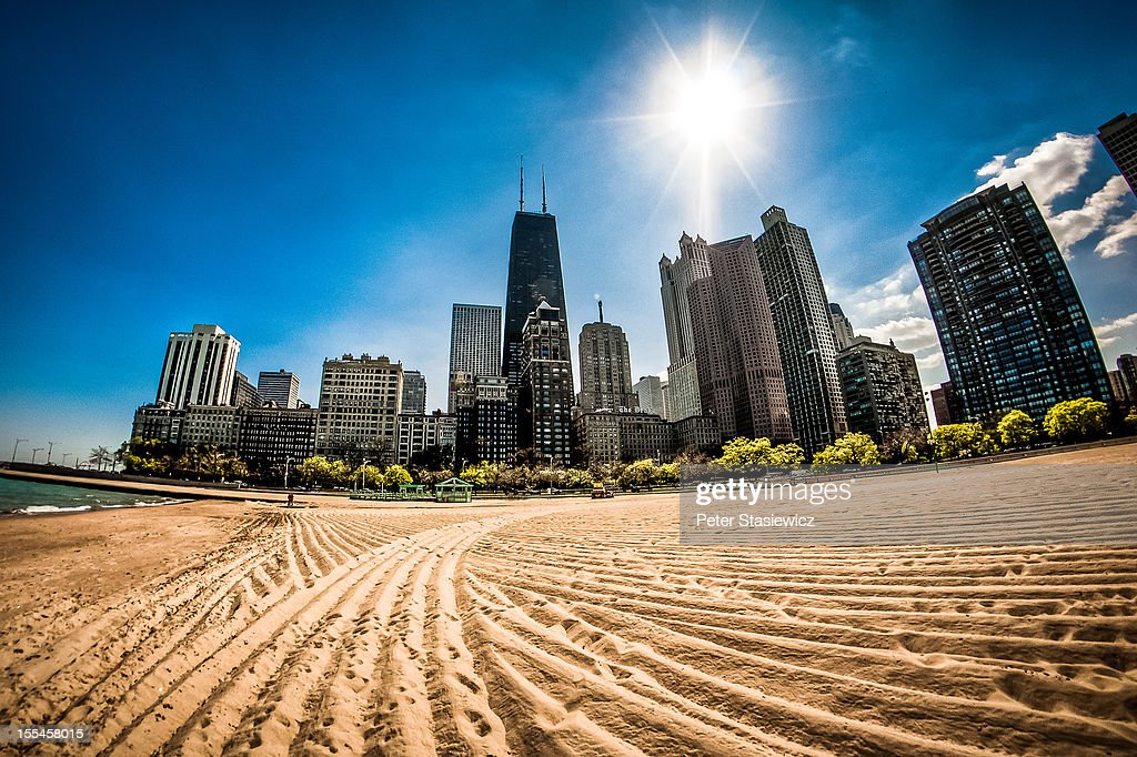 Beachfront Groove : Stock Photo