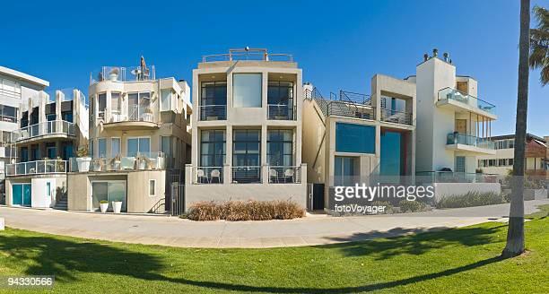 Beachside designer homes