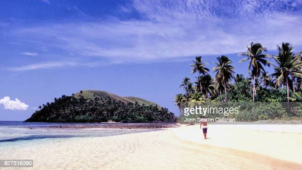 Beachwalking on Lajanoza Island