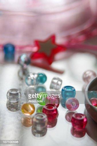 Beads : Stock Photo