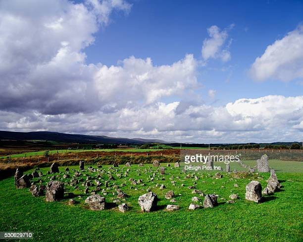 Beaghmore in County Tyrone