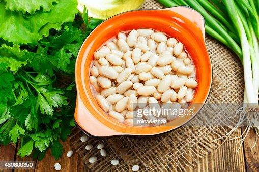 Bean stew : Stock Photo