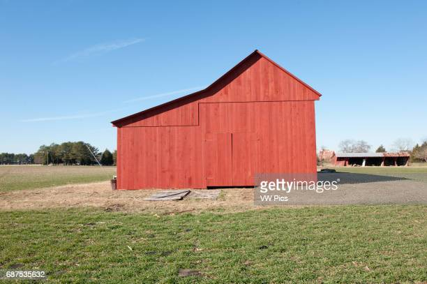 Bean tobacco barn in Southern Maryland