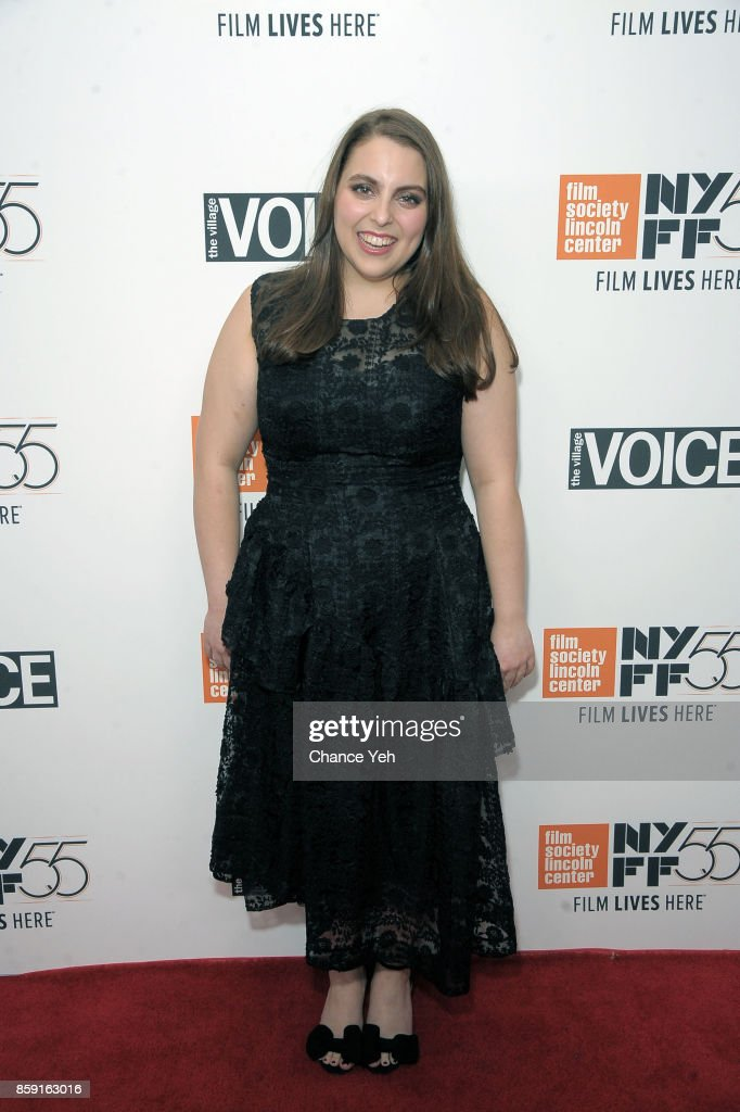 Beanie Feldstein attends 'Lady Bird' screening during 55th New York Film Festival at Alice Tully Hall on October 8, 2017 in New York City.