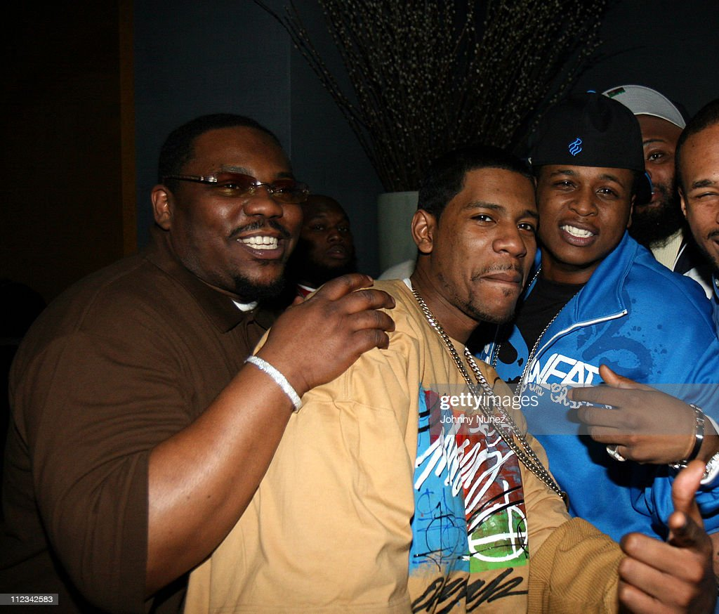 <a gi-track='captionPersonalityLinkClicked' href=/galleries/search?phrase=Beanie+Sigel&family=editorial&specificpeople=227368 ng-click='$event.stopPropagation()'>Beanie Sigel</a>, Young Guru and Young Chris during <a gi-track='captionPersonalityLinkClicked' href=/galleries/search?phrase=Beanie+Sigel&family=editorial&specificpeople=227368 ng-click='$event.stopPropagation()'>Beanie Sigel</a>'s Birthday Party - March 6, 2007 at 40-40 Club in New York City, New York, United States.