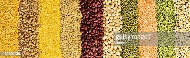 Fagioli e lenticchie
