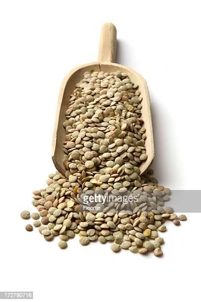 Beans: Green Lentil