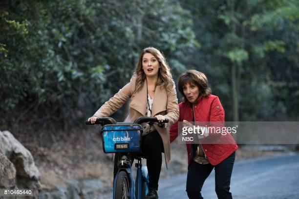 NEWS 'Bear Attack' Episode 102 Pictured Briga Heelan as Katie Andrea Martin as Carol