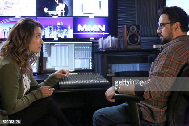 NEWS 'Bear Attack' Episode 102 Pictured Briga Heelan as Katie Horatio Sanz as Justin