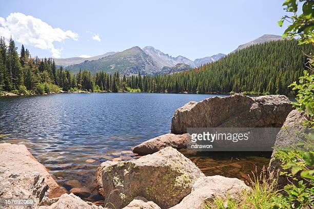 ベア湖、ロッキー山脈国立公園
