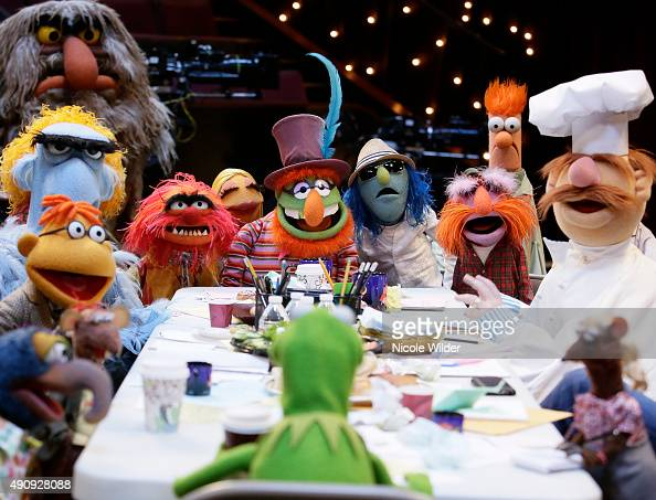 THE MUPPETS 'Bear Left then Bear Write' Fozzie takes things a little too far when Kermit offers him advice and Nick Offerman steps in to help the...