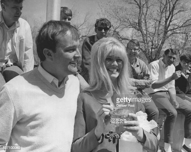 APR 21 1967 APR 26 1967 'Beast Is Chosen for 'Beauty' William Orf a sophomore from Pueblo has been chosen as the 'beast' of the Colorado School of...