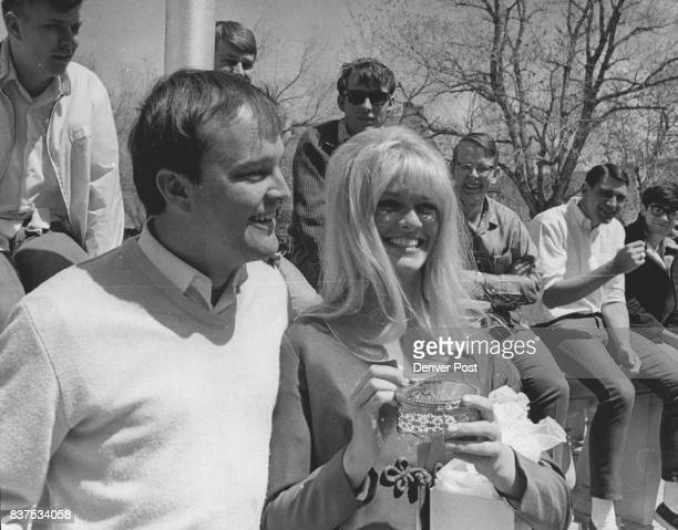 APR 21 1967 APR 26 1967 'Beast' Is Chosen for 'Beauty' William Orf a sophomore from Pueblo has been chosen as the 'beast' of the Colorado School of...