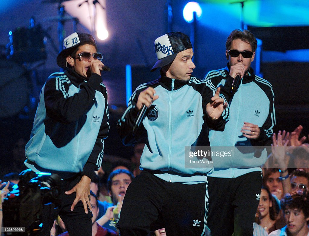 Beastie Boys during MTV Video Music Awards Latin America 2004 - Show at Jackie Gleason Theater in Miami, Florida, United States.