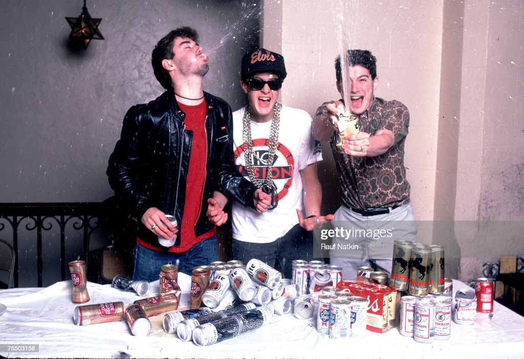 Beastie Boys on 3/13/87 in Chicago Il in Chicago Il