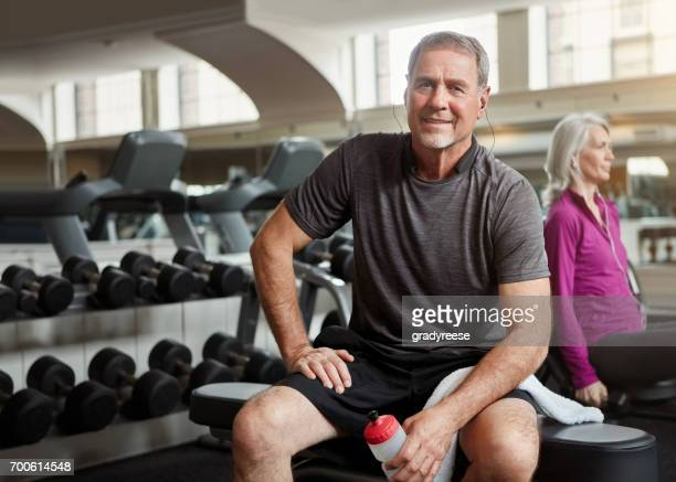 Beat ageing with fitness