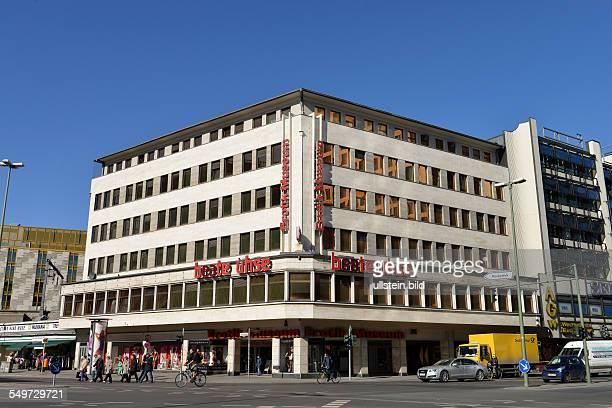 Beate Uhse Erotikmuseum Joachimstaler Strasse Charlottenburg Berlin Deutschland