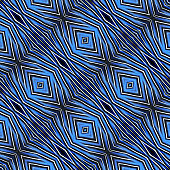 Beatiful Blue Background pattern made from Blue bird feathers