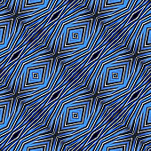 Beatiful Blue Background patterned from the Blue bird feathers