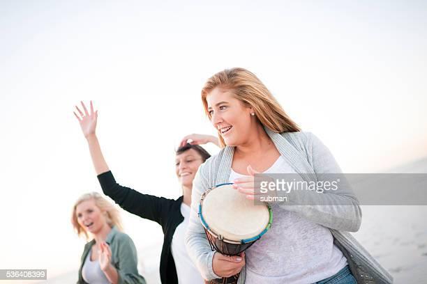 儀式のドラム