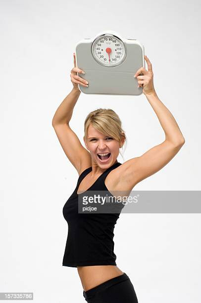 beating the weight scale