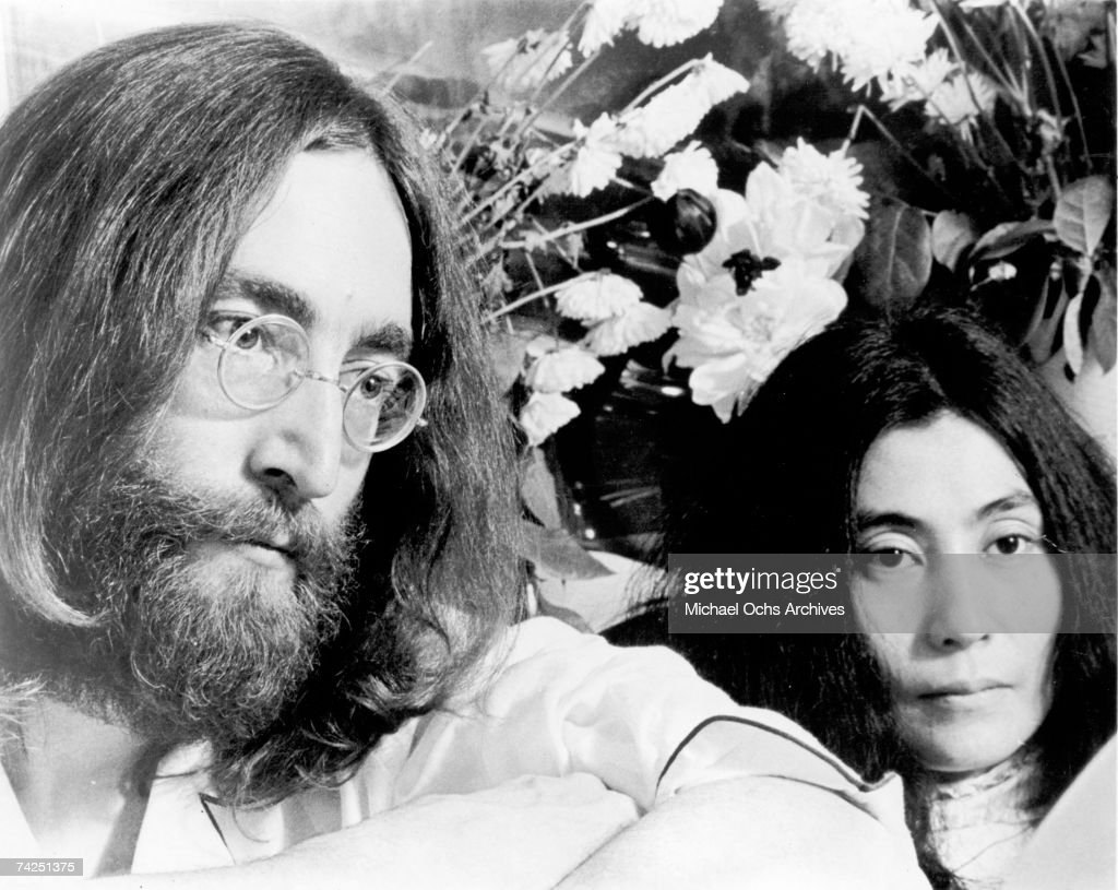 Beatles singer, songwriter and guitarist John Lennon and his wife of a week Yoko Ono stage a 'bed-in' for peace. The couple stayed in bed for seven days 'as a protest against war and violence in the world'.